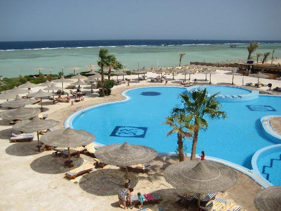 Blue Reef Red Sea Resort: la piscine