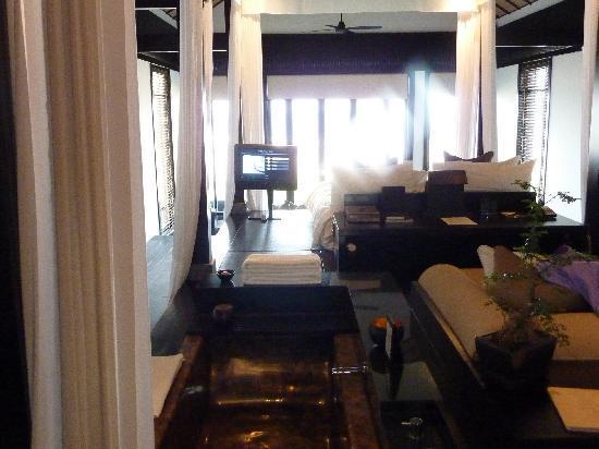 Four Seasons Resort The Nam Hai, Hoi An: une chambre
