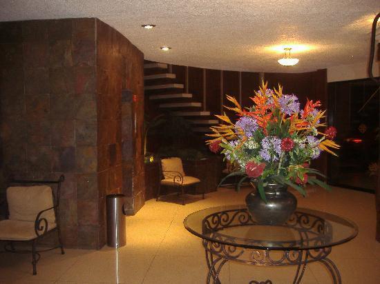 Hotel Ambassador Merida: recepción