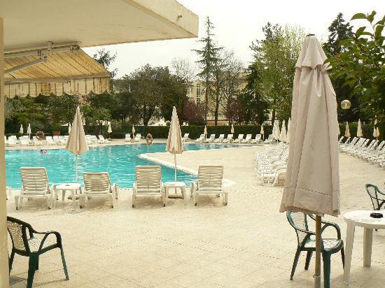 Hotel Terme Internazionale: piscina esterna