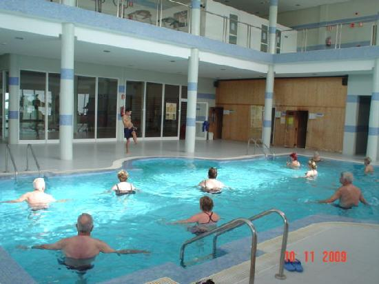 Ambar Beach Resort & Spa: aqua gym