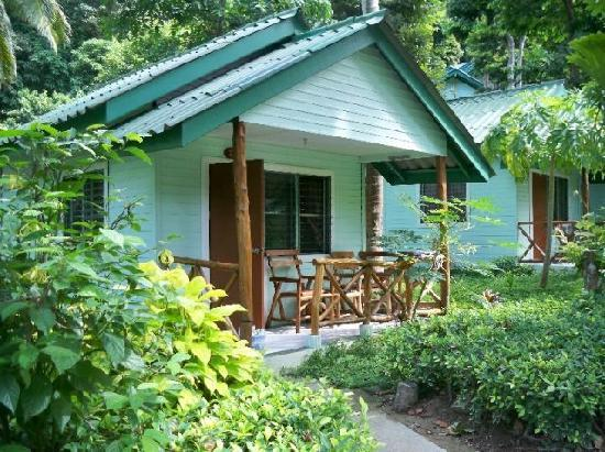 Krabi Mountain View Resort: our amazing lovely bungalow