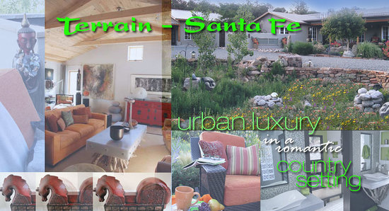Terrain Santa Fe - Bed and Breakfast re-imagined. experience the difference
