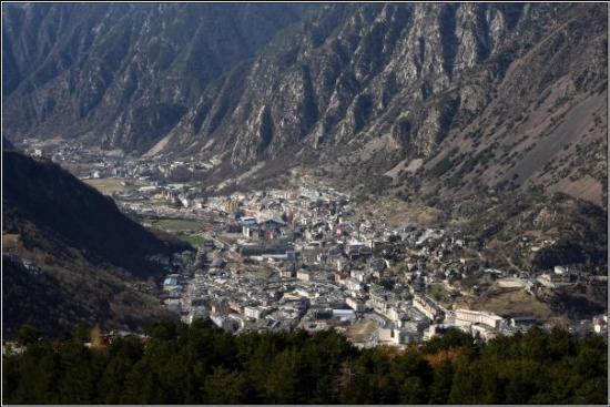 Andorra la Vella, أندورا: Andorra