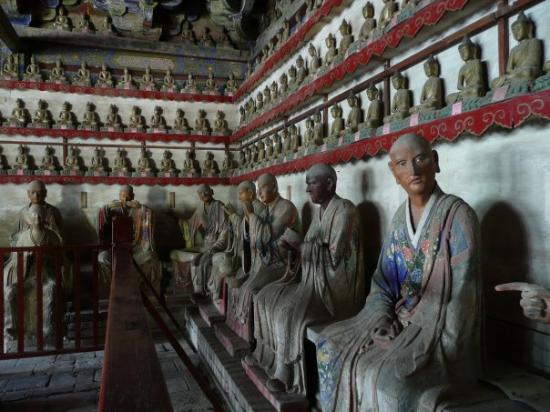 Jinan, Kina: Ling Yan Temple
