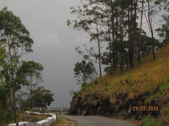 Kodaikanal, Indien: On the way back to airport