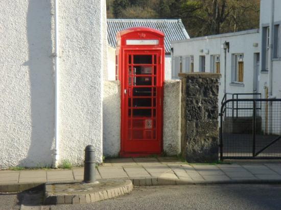 Dunkeld, UK: got one...