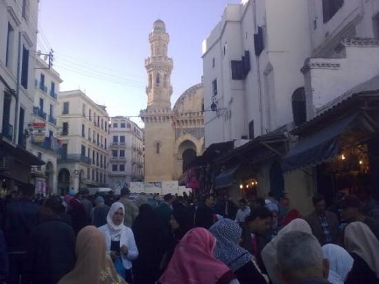 Algiers Görüntüsü