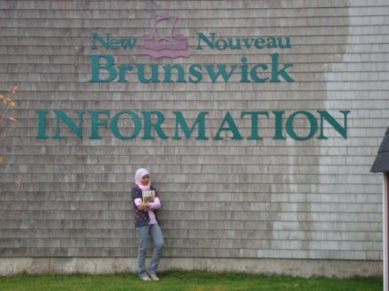 Moncton, Kanada: welcome to New Brunswick!
