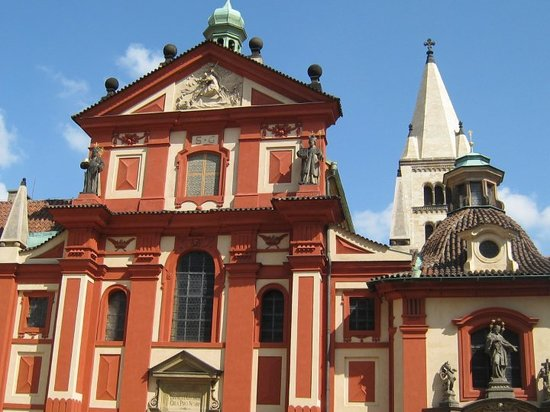Bazilika a klášter sv. Jiří