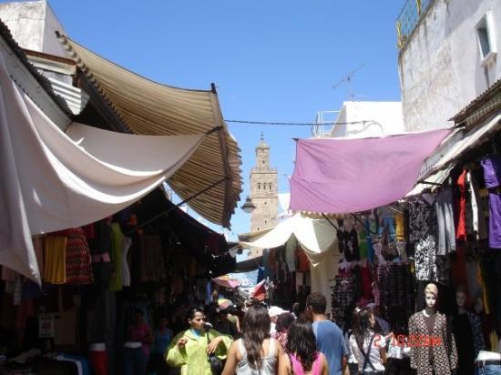 Medina of Rabat : Main Street
