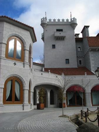 Hotel Real de Bohoyo, o nosso SPA (e eu quero vir passar aqui uns dias!)Bohoyo, Espanha