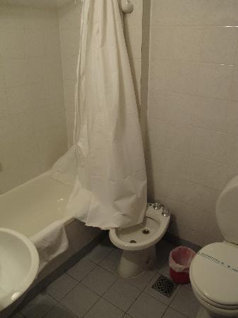 Hotel Cap Polonio: Bathroom