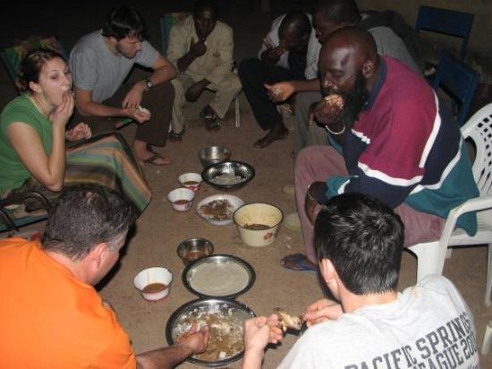 Bamako, Mali: Dig in!