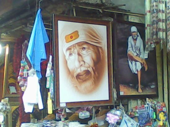 Shirdi, Hindistan: i pray to u sai baba