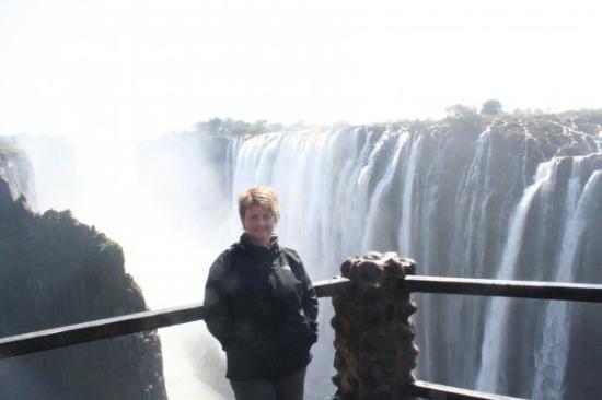 Victoria Falls, Zambia: Victoiria Falls Zambia 2007