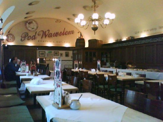 Royal Hotel: Salle de restaurant
