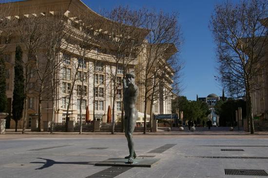 Le Polygone : Montpellier - France