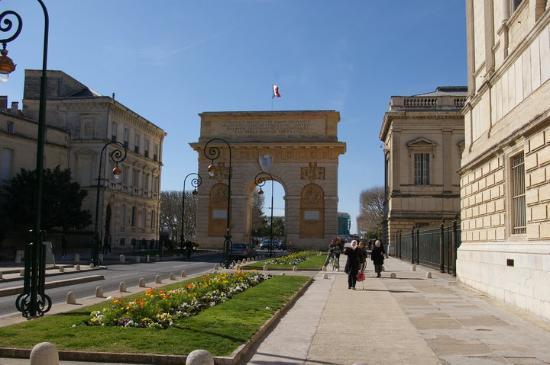 Les Arceaux : Montpellier - France