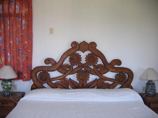 Hotel Villas Los Angeles: bedroom
