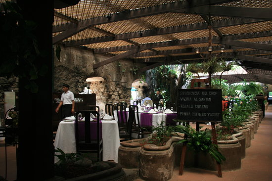 Restaurante Casa Santo Domingo : Beautiful restaurant