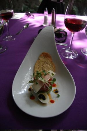 Restaurante Casa Santo Domingo : Not only excellent in presentation, it is soooo yummy too!