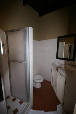 Hotel Casitas Eclipse: casitas bathroom