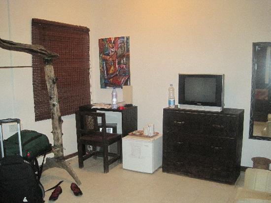 Bogobiri House Lagos : Room