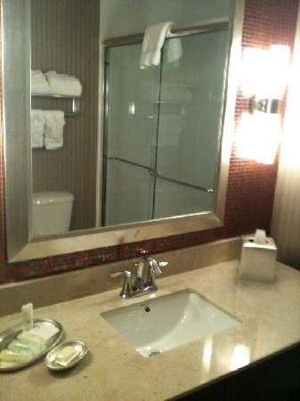 Stamford, CT: Bathroom of Room 716