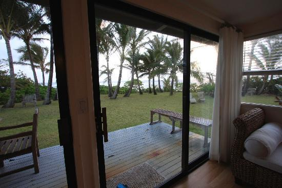 Hale Makai Cottages: What a view!