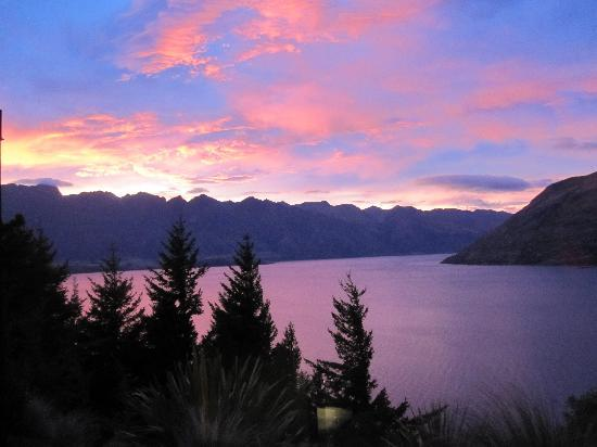 Azur: Sunrise from Villa