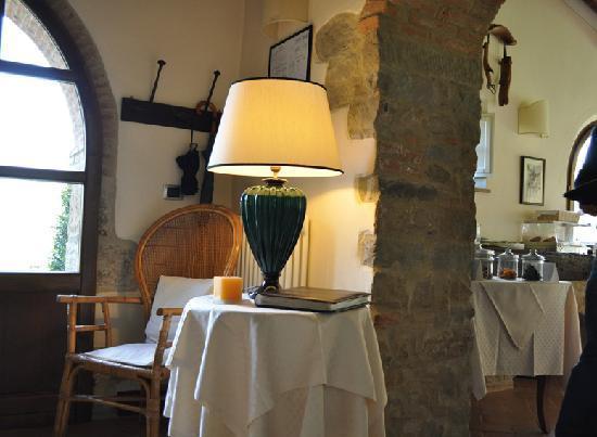 Casa Portagioia: Breakfast place