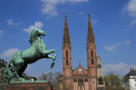 Висбаден, Германия: Wiesbaden