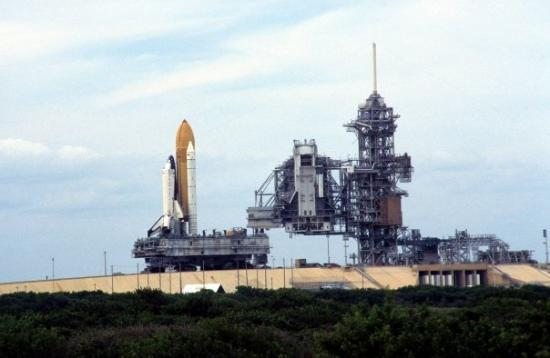 space shuttle columbia ramp - photo #2