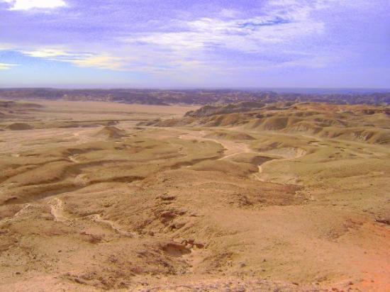 Hentiesbaai, Namibia: SWAKOPMUND