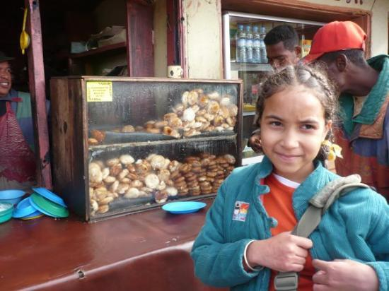 Antananarivo, Madagaskar: Fifaliana faravavy