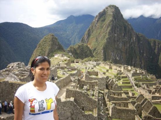 Bilde fra Inca Trail