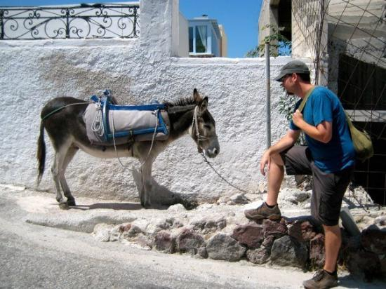 Oiã, Grécia: Ia