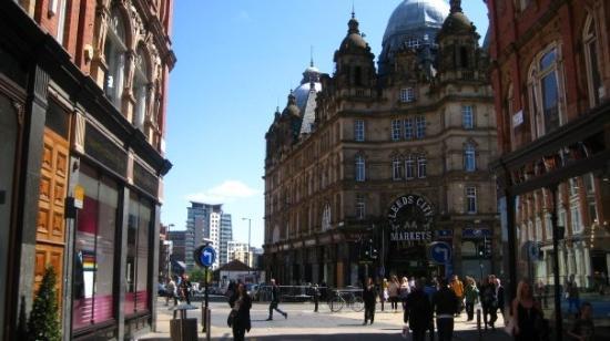 ลีดส์, UK: Leeds