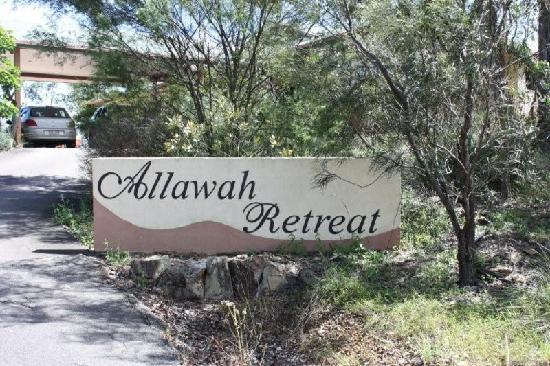 ‪‪Allawah Retreat‬: Yay we arrived‬