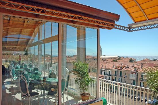 Hotel Torino Wellness & Spa: Giada Restaurant on 5th floor