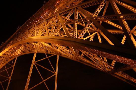 Oporto, Portugal: Ponte D. Luis I