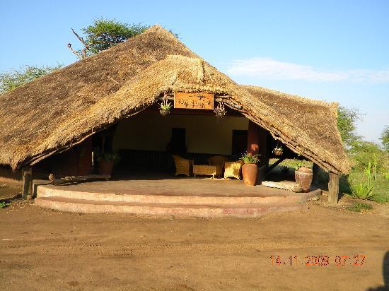 Serengeti Tented Camp - Ikoma Bush Camp: Reception