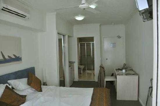 โรงแรมพาร์ครีจิสซิตี้คีย์ส: The Room