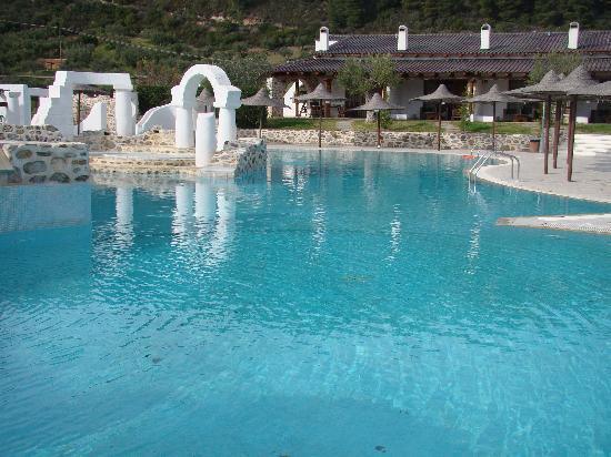 Acrotel Athena Pallas Village: Reserved pool one
