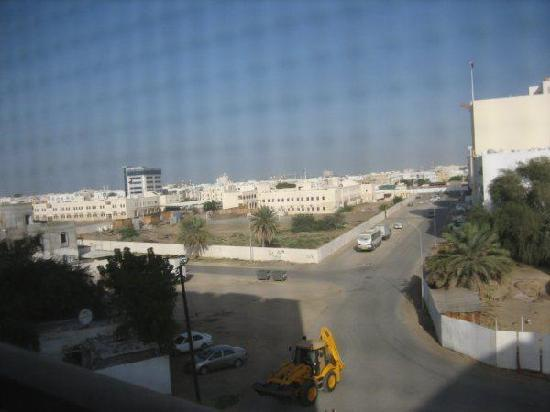 Dmas Hotel: Another view from room window