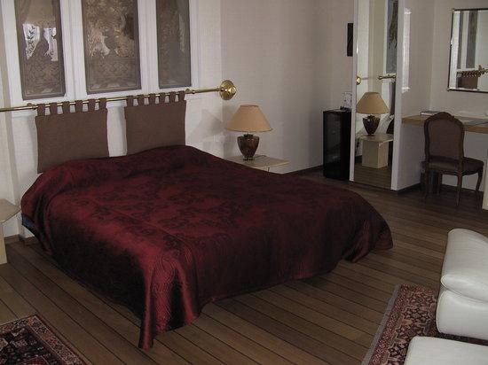 Hotel Donny: vue de la suite royale