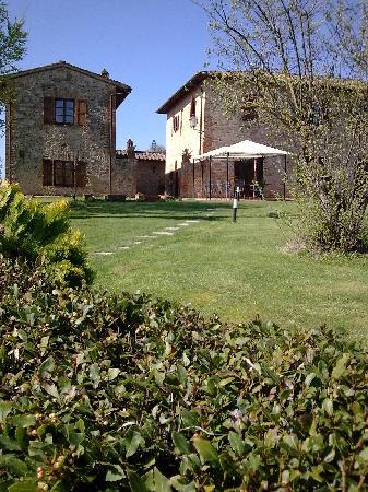 Borgo Casato: vista del casato
