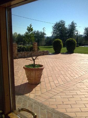 Borgo Casato: vista dalla stanza