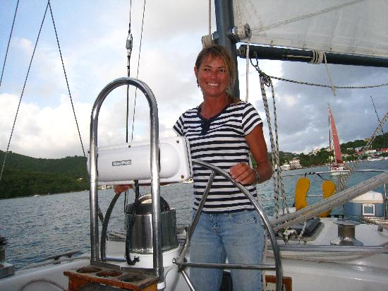 Sail Dream Weaver : Wonderful Captain Jini